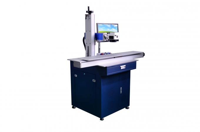 Portable Laser Printing Machine Marker For Industrial Plastic Surface Marking