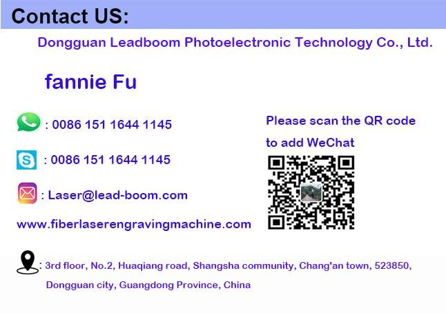 Glass Engraving Machine or Marking Machine For Wine Bottle Glass , Leather Laser Engraving Machine