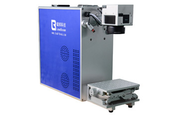 China High Electro Optical Efficiency Portable Laser Marking Machine For Ring, metal. silver, gold supplier