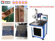 60W Wood Laser Engraving Machine For Wood Craft , Stone Carving Machine With High Speed