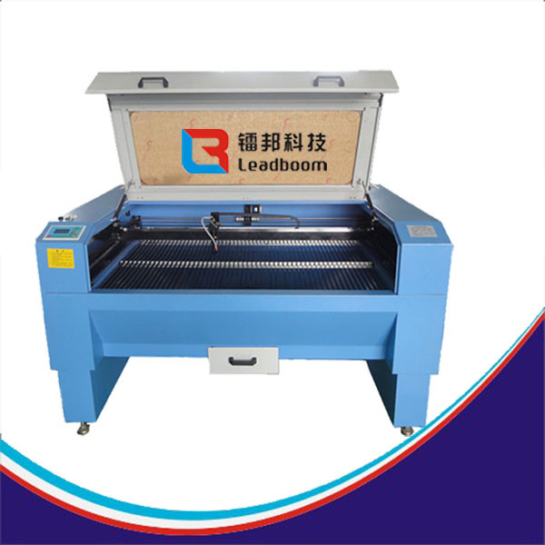 Non Metal Paper Laser Cutting Machine, Laser Cutter For Leather Fabric OEM / ODM