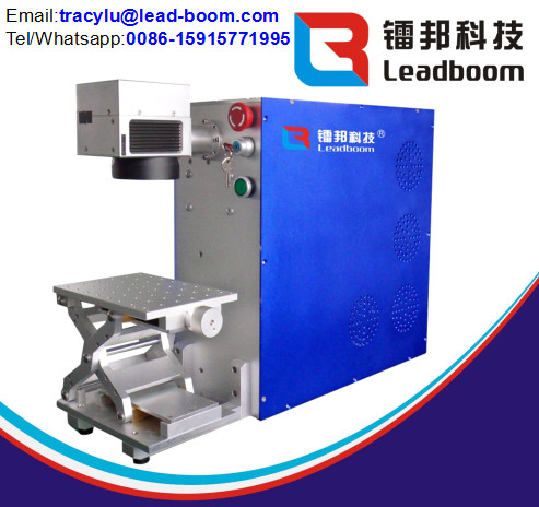 Long Service Time Portable Laser Marking Machine For Metal Materials