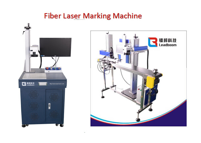 Metal Dog Tag Fiber Laser Marking Machine Stainless Steel Brass Copper Aluminium