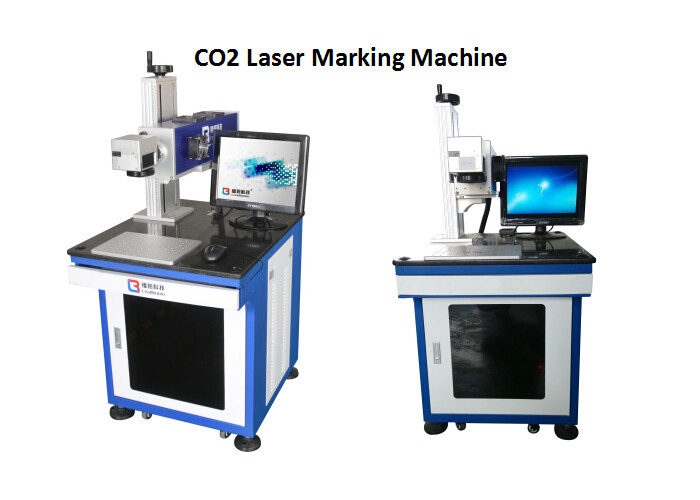 CO2 Laser Engraving Machine Support Long Time Continuous Work ± 0.003mm Precision