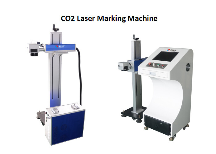 Stable Performance CO2 Laser Marking Machine With High Quality Optical Elements