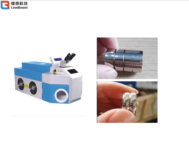 Jewelry Soldering Machine 80W For Stainless Steel Braces 1050 × 560 × 650 Dimension