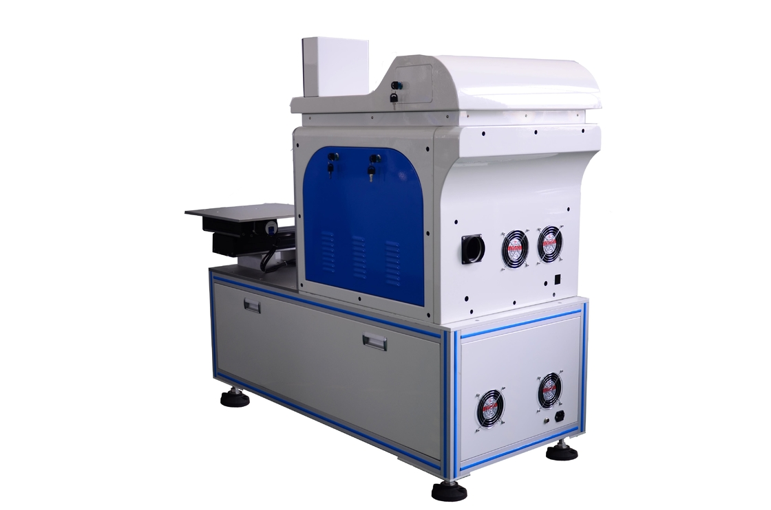 High Precision  Laser Stripping Machine HDMI USB Wire / Nylon Polyethylene/ Data cable stripping machine