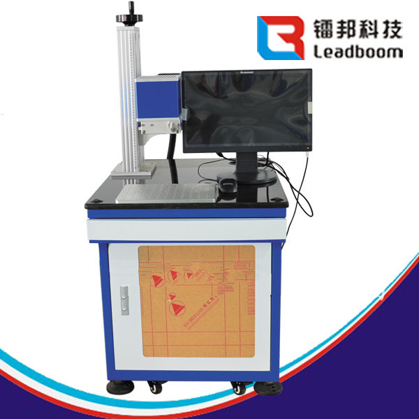 Leadboom Stable CO2 Laser Marking Machine Glass Batch Coding Machine Air Cooling