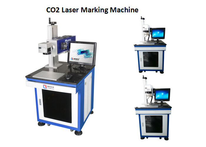10640nm Wavelength CO2 Laser Engraver Machine for Wood, plastic, acrylic, paper