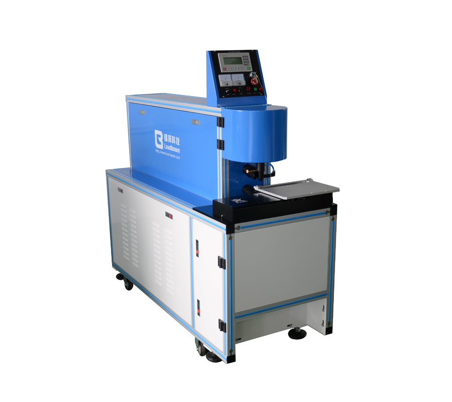 A Single Fibre Optic Commercial Wire Stripping Machine Long Service Time For HDMI USB