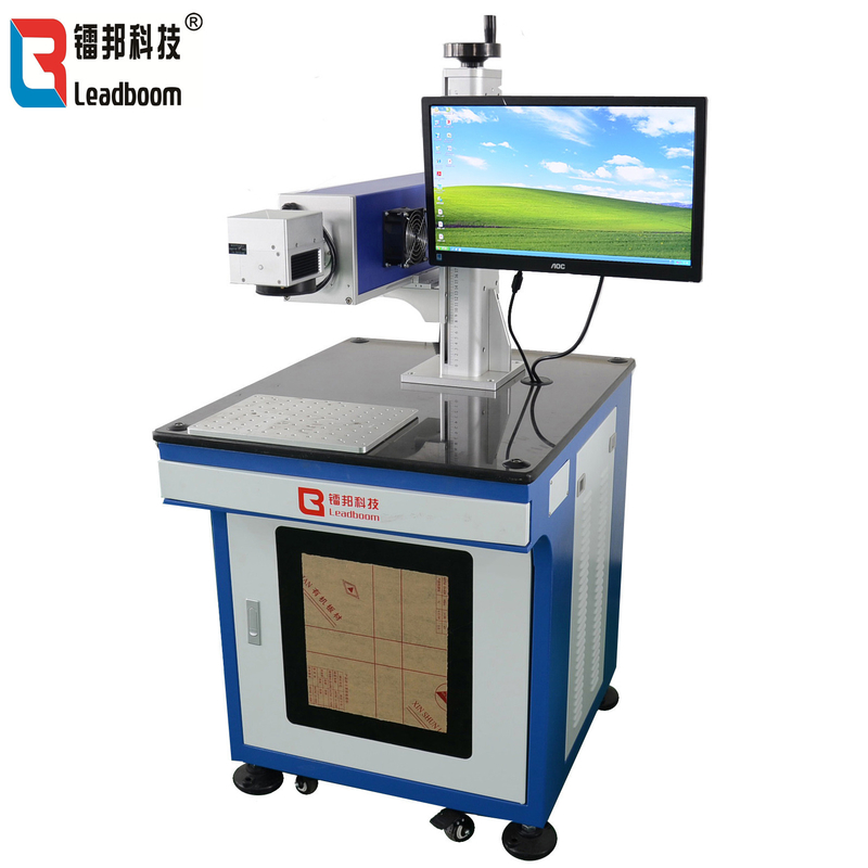 Cable Laser Stripping Machine / 10640nm Wavelength Laser Peeling Equipment