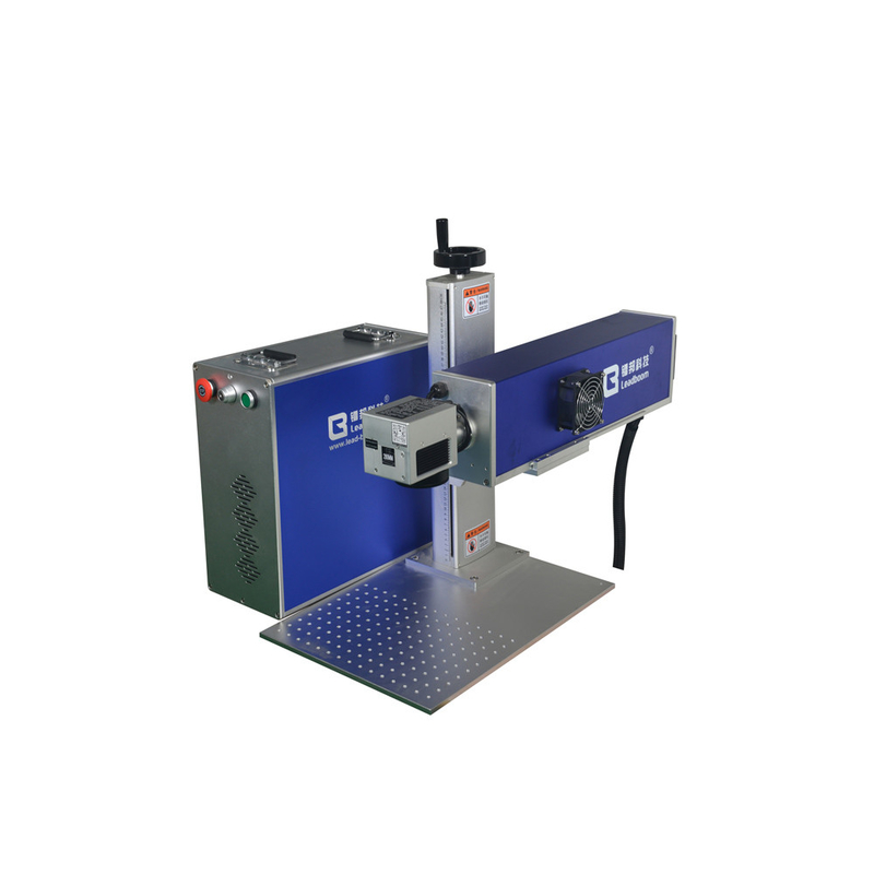 LED light Laser Marking Machine/Copper laser engraving machine
