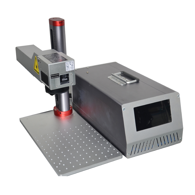 Desktop Portable Laser Marking Machine , Jewelry Laser Engraving Machine
