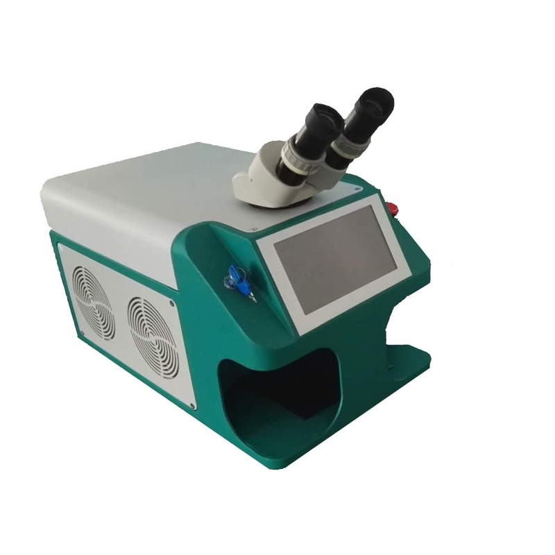 High Efficiency Jewelry laser Soldering Machine With a High Power Laser Driver