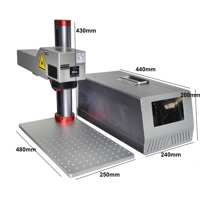 Fiber laser marking/engraving machine, small laser marker, Jewelry laser engrave, tool number marking