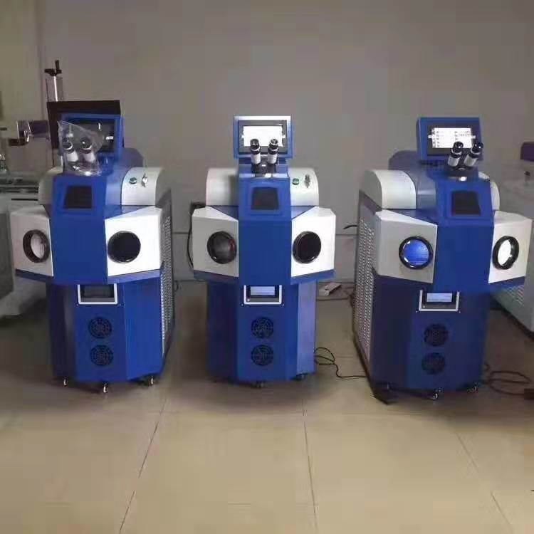 200W Jewelry Laser Welding Machine for gold, silver, brass sheet, stainless steel