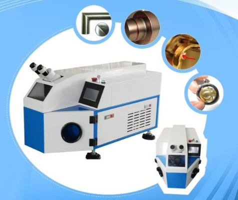 High Efficiency Jewelry Soldering Machine With A High Power Laser Driver