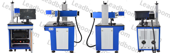 Plastic Rubber Co2 Laser Marking Machine For Double Color Boards Automatically Marking