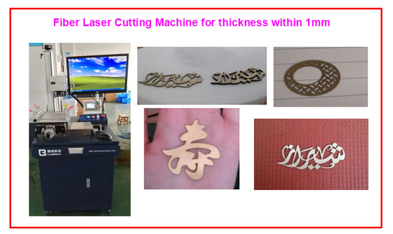 China Portable Metal Laser Cutting Machine, gold sheet fiber laser cutting machine factory