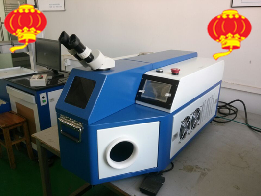Inter Water Chiller Jewelry Soldering Machine Suitable Arbitrary Trajectory Welding