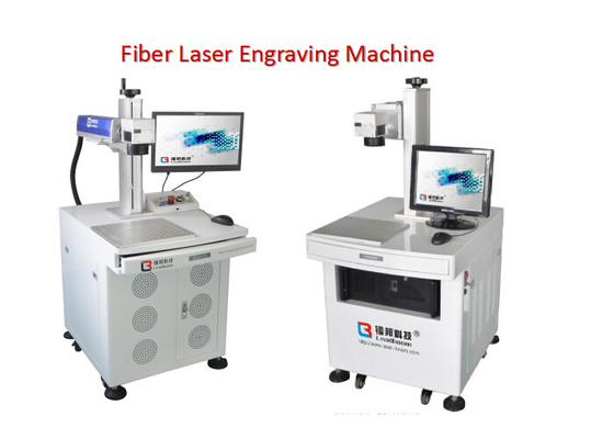 China Laser Dog Tag Fiber Laser Engraving Machine For Brass Copper / Aluminium factory
