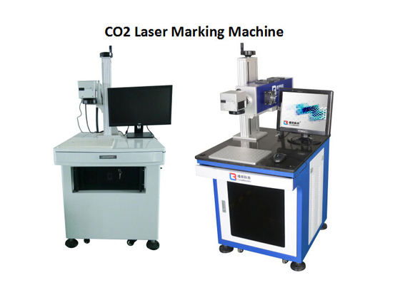 Long Service Life Co2 Laser Engraver Machine 30w For Non Metal Materials