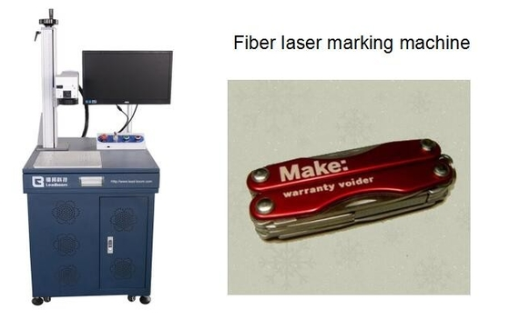Cable laser printing machine, 20W laser marking machine for plastic