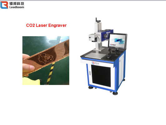 non- Metal Engraving Machine For Organic Glass , Laser Engraving Equipment For Stone