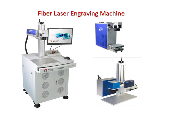 8000 mm / s 20W Industrial Laser Printer Machine For Electronic Components
