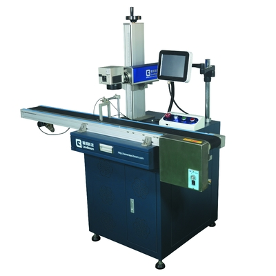 China Laser Engraving Machine 10w Green Color For Digital Products Components factory
