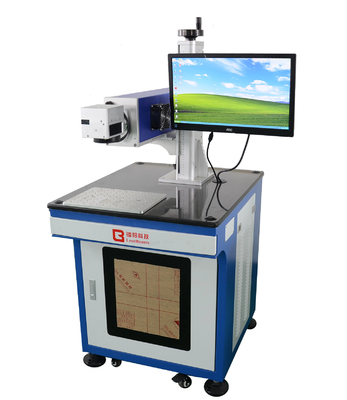 Surface Marking UV Laser Marking Machine for LCD Screen / Plastic Case