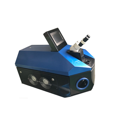 China Perfect 60W jewelry laser welding machine For Bracelet and Ring Repair factory