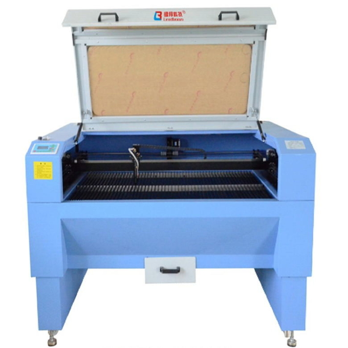 Acrylic Laser Cutting Machine 9060 60w  Laser Cutter For Leather / wood CE Certificated