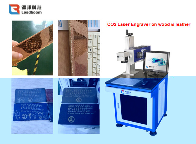 Bamboo Wood Co2 Laser Engraving Cutting Machine With High Speed